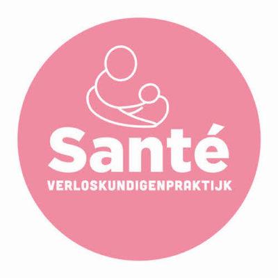 Logo verloskundigenpraktijk Santé